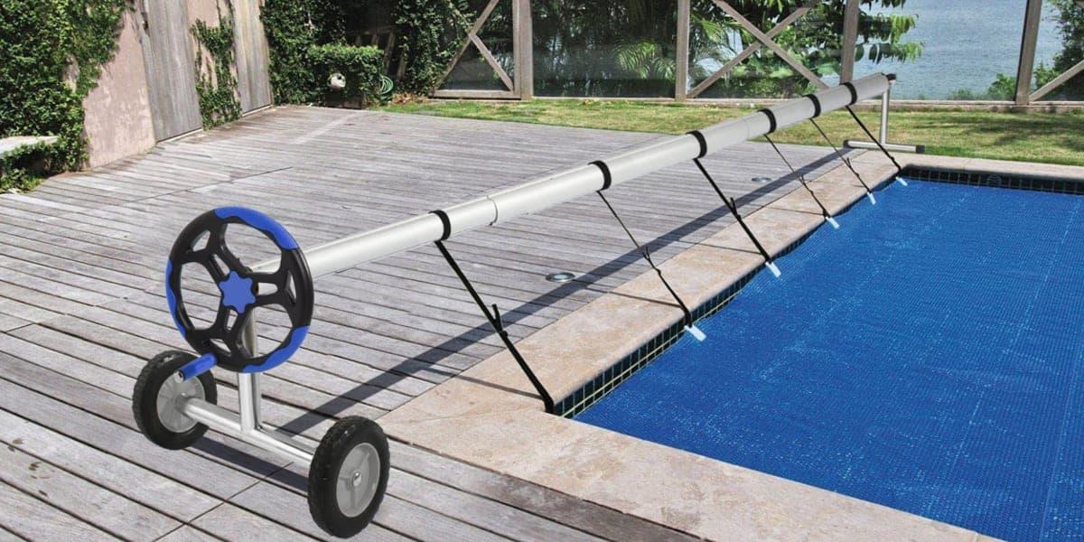 Best Solar Cover Reel For Inground Pool