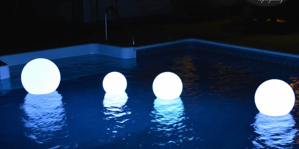 Best Solar Floating Pool Lights