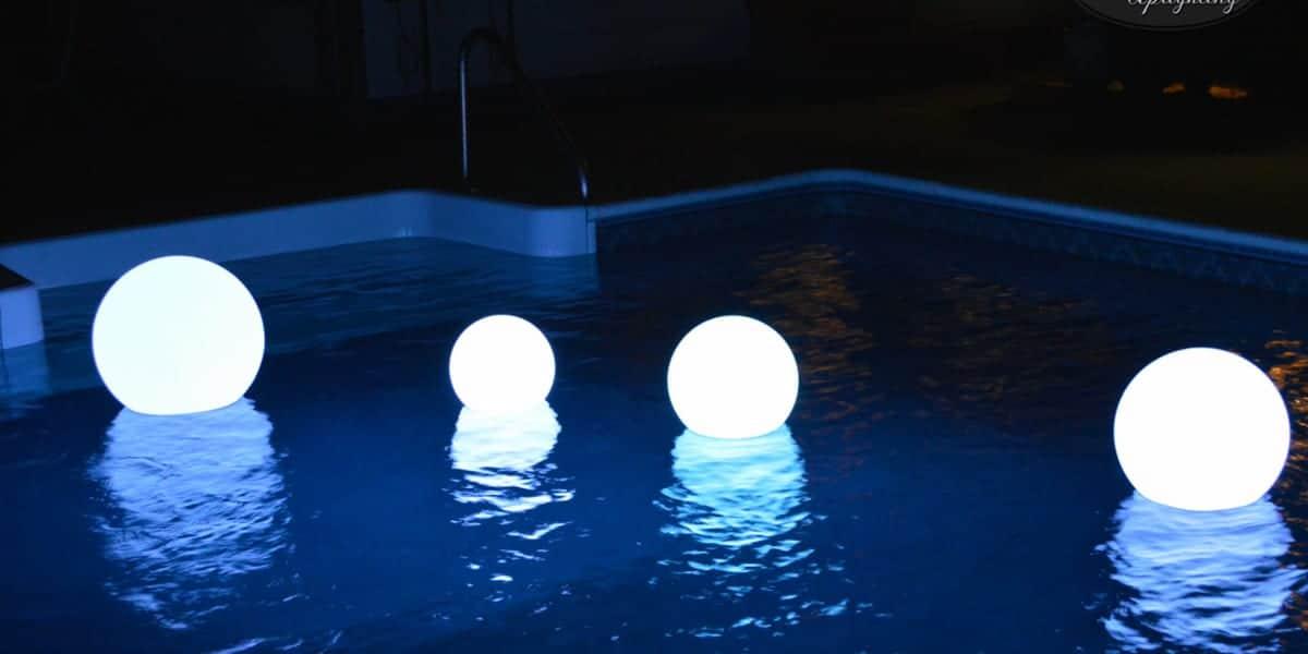 Best Solar Floating Pool Lights
