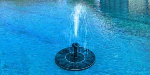 Best Solar Powered Water Fountain